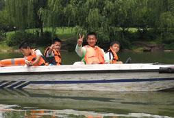 初中生能参加的上海夏令营都有几天的?